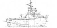 52 ton tug